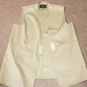 Lafayette 148 100% cashmere vest
